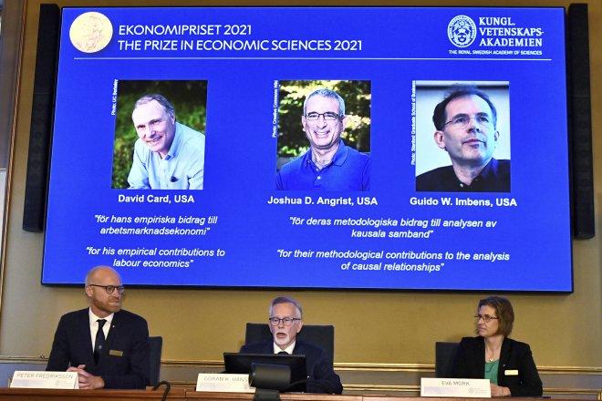 Nobelovu cenu za ekonomii získává i muž, na kterého nedají dopustit odboráři