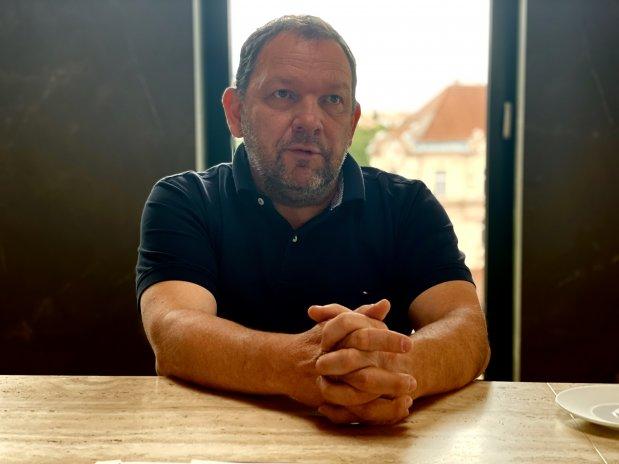 Michal Šnobr: Jsem investor, akcionář, hoteliér, zemědělec i fanda Lega