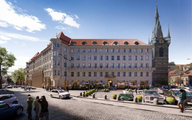 Praze chybějí luxusní hotely. Investoři i přes covid dokončují přestavby
