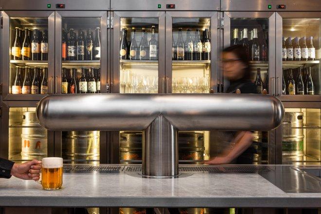 Karpíšek navzdory krizi otevírá nový podnik, pivnici nové generace