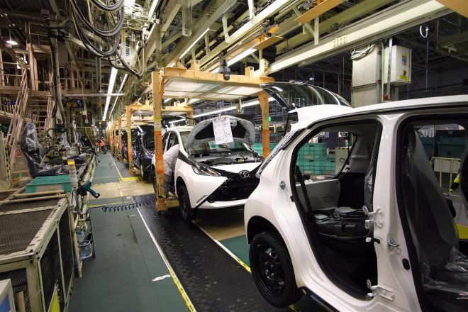 Toyota věří malým vozům. V Kolíně se chystá vyrábět nový model segmentu A