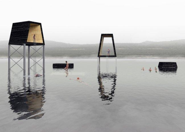 Nové pláže, vyhlídky i pikniková místa. Švédi promění okolí jezera Milada