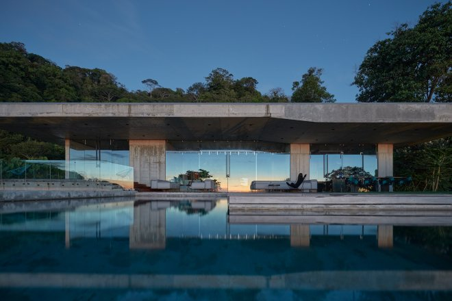 Stylová dovolená. Resort uprostřed kostarické džungle navrhli Češi