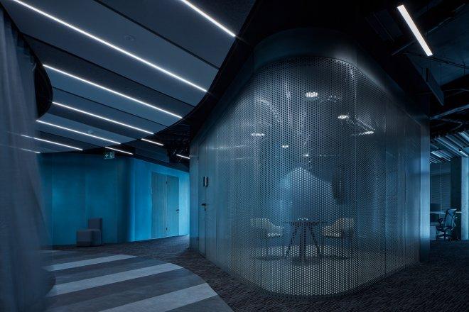 Kanceláře budoucnosti? Je v nich plech i zeleň