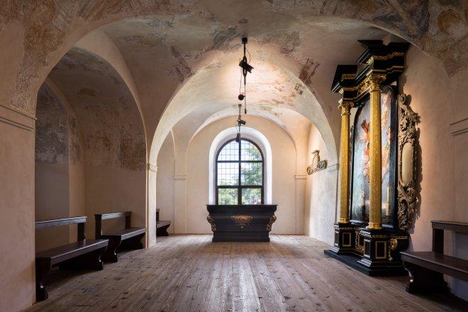 Rekonstrukce Sázavského kláštera je dokončena. Podívejte se na výsledek