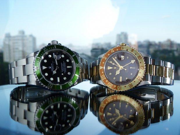 Švýcarské hodinky se vracejí. Jejich prodej opět roste