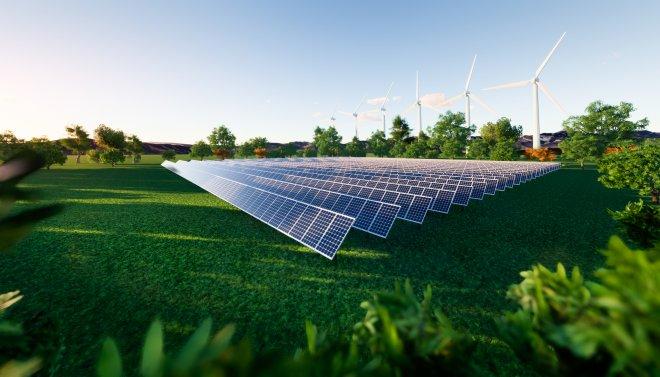 Světové investice do obnovitelné energie musejí razantně zrychlit, tvrdí experti