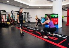 Pobočka fitness řetězce celver fit v obchodním domě Kotva