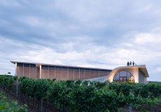Budova Vinařství Lahofer zaujala odbornou porotu prestižní architektonické ceny.