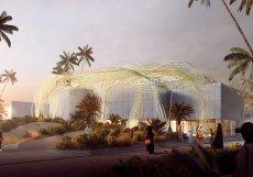 Autory návrhu českého pavilonu jsou architekti Jan Tůma a Jindřich Ráftl, zakladatelé tvůrčího studia R/FRM a architektonického ateliéru Formosa AA.
