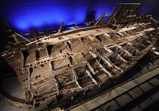 Vrak HMS Mary Rose, vlajkové lodi Jindřicha VIII.