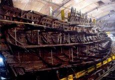 Vrak HMS Mary Rose, vlajkové lodi Jindřicha VIII