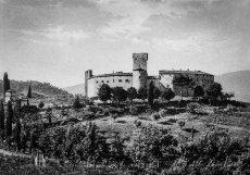 Hrad Castello byl postaven v roce 1050.