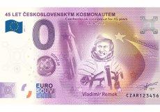 Sběratelským bankovkám s hodnotou 0 eur roste cena velmi rychle.